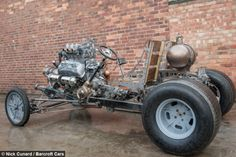 Steampunk Tendencies | ECCENTRIC British inventor Paul Bacon has gone...