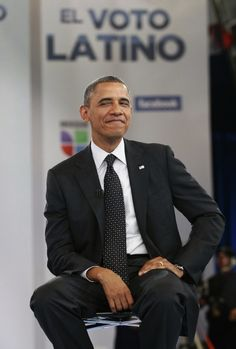 U.S. President Barack Obama takes part in a town hall hosted by Univision at the University of Miami in Coral Gables, Florida September 20, 2012. (Photo : Reuters)