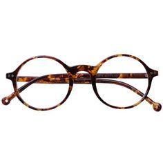 TIJN Unisex Vintage Retro Round Urltra-light Optical Eyeglasses... (€23) ❤ liked on Polyvore featuring accessories, eyewear, eyeglasses, vintage eyeglasses, eye glasses, round glasses and vintage eyewear