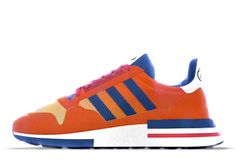 check out ae102 0e0c6 adidas Dragon Ball Z - Eight Shoes Revealed