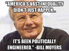 Bill Moyers is right