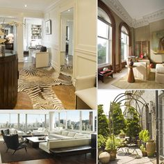 photos of oprah winfrey house | Oprah Winfrey's New York Penthouses and Apartments Pictures