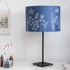 Linen Lampshade 30cm Diameter Light Shade for Pendant or Lamp