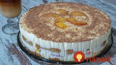 Nepečená torta z kyslej smotany a Salka na spôsob Tiramisu: Najlepší dezert aký toto leto ochutnáte! Tiramisu Dessert, Pastry Cake, No Bake Desserts, No Bake Cake, Holiday Recipes, Tart, Cheesecake, Deserts, Food And Drink