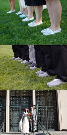 great little TOMS wedding collage. // shoes  TOMSshoes  One for One OneforOne fashion style groom groomsmen bride bridesmaids party