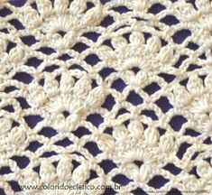 Irina: Crochet Stitches Gallery