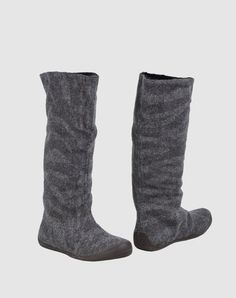 Get U felt boots