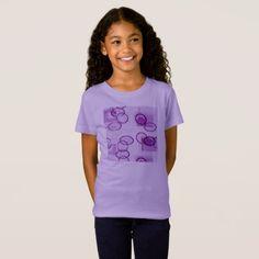 #Girls Tshirt - #cool #kids #shirts #child #children #toddler #toddlers #kidsfashion