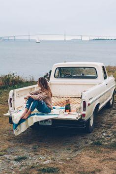 76 Best 67-69 ford truck girl images in 2019 | Trucks, girls