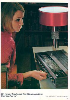 ITT Schaub-Lorenz - Stereo 5000 Hifi (1969)