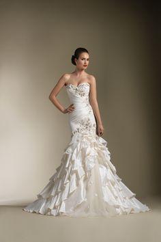 Mermaid Wedding Dresses - Glam Bistro