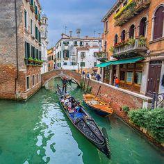 Italy, Venice.
