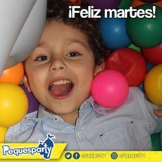 Todavía el dia no se ha acabado disfruta del #martes por la tarde  #felizdia #pequesparty #maracaibo #diversion
