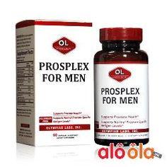 Prosplex For Men tăng cường sức khoẻ sinh lý phái mạnh