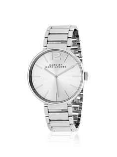 Marc by Marc Jacobs Women's MBM3400 Silver Stainless Steel Watch, http://www.myhabit.com/redirect/ref=qd_sw_dp_pi_li?url=http%3A%2F%2Fwww.myhabit.com%2Fdp%2FB00SSZHYJ4%3F