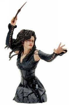 Gentle Giant Harry Potter and the Order of the Phoenix 10 Inch Bust Bellatrix Lestrange by Gentle Giant. $124.99. This limited edition bust stands over 10-inches inches tall, from the base to the tip of her wand.. Approximately 4 lb shipped. Bellatrix fostered a dark sadistic nature; she was drawn to the Unforgivable Curses, particularly to. Bellatrix was born into the proudly pureblooded Black family, and like her cousin Sirius was quickly. She's got a wand, and knows how to us...