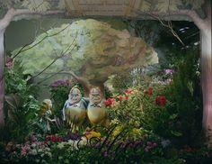 Alice meets Tweedledee & Tweedledum