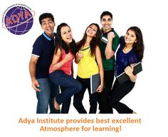 Adya Institute provides best excellent atmosphere for learning!  I opted electrical engineering because I have always fascinated by the various technologies and practices in the construction field. Joining Adya Institute proved to be an excellent decision. I have had a wonderful experience with Adya Institute of Technical Refresher Courses; the infrastructure is great and provides an excellent atmosphere for learning. Highly recommended!