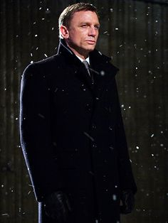 Skyfall - James Bond 007 is one of my favorite movie characters, and Daniel Craig has been great in the role