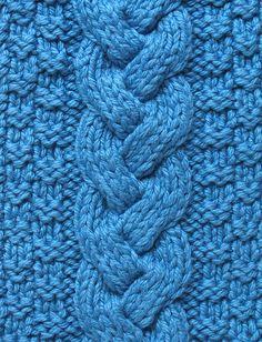 Cable Knit, Knitting, Fashion, Dots, Moda, Tricot, Fashion Styles, Breien, Weaving