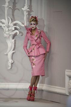 Sfilata Christian Dior - Primavera-Estate Alta Moda 2007 - Parigi - Moda - Elle