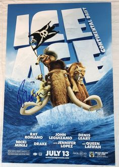 Ice Age Movies, Humor, Movie Posters, Humour, Film Poster, Funny Photos, Funny Humor, Comedy, Lifting Humor