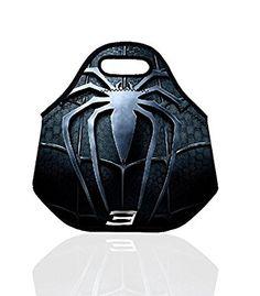 Estrella 3d Spider Pattern Lunch Bag