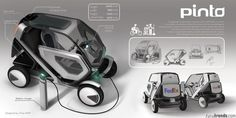 Hong-ik University Students Envision the Future of Personal Mobility – Form Trends