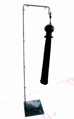 #ironlamp with #tassel #aydinlatma #tasarim made by #suleattems Tassel, Contemporary Art, Lamps, Concept, Lighting, Unique, Fabric, Handmade, Outdoor