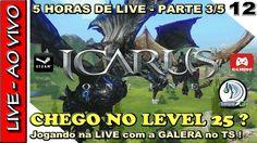 RIDERS OF ICARUS GAMEPLAY - LIVE de 5 HORAS CHEGANDO AO LEVEL 25 no open... Icarus Online, Riders Of Icarus, Live, Youtube, Comic Books, Comics, Cartoons, Cartoons, Comic