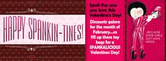 Get discounts galore for the entire month of February 2017 at www.differentstrokes.co.za...so spoil the one you love this Valentine's Day!