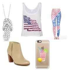 """""""Summer,summer and more summer"""" by bleauteal on Polyvore featuring beauty, Allurez, Cole Haan and Casetify"""