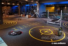 Art Of Designing Gym Interiors - Bored Art                                                                                                                                                                                 More