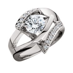 Designer Engagement Rings | Jensen Jewelers, Grand Rapids Engagement Ring and Fine Jewelry - a_3300