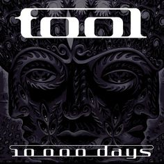 tool 10000days Album Cover