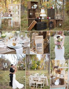 Top 8 Trending Wedding Theme Ideas 2014 | Ethereal Neutrals One of the many reasons why fall weddings are so wonderful is because you can easily bring a sense of sweet coziness to the day with the beautiful natural scenery. Ethereal neutrals picture the original beauty of nature.