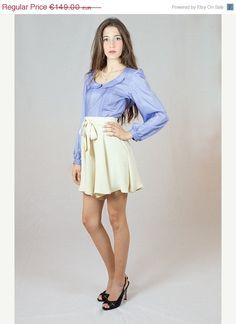 Love it! Jessie Culottes 100 Silk by CloudCuckooClothing on Etsy, €74.50