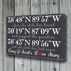 Where he stole her heart Blue Line Police, Dark Grey Background, Cute Signs, Wedding Proposals, Custom Wood Signs, Important Dates, Personalized Wedding, Wedding Signs, Wood Crafts