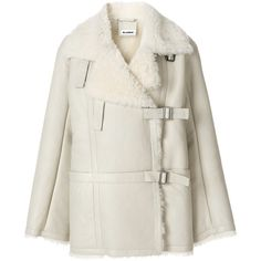 Explore a world of decadence with the women's designer fur jackets edit at Farfetch. Find women's shearling jackets from leading luxury labels. Shearling Jacket, Fur Jacket, Jil Sander, Girl Sleeves, Faux Leather Jackets, Winter Fashion, Jackets For Women, Coat, Womens Fashion