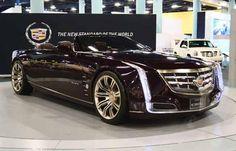 2013 Cadillac Ciel