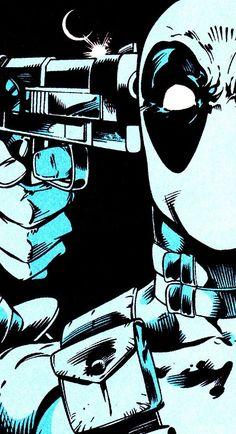 Deadpool #1 (August 1993) - Joe Madureira & Mark Farmer