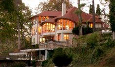 Structures Design/Build - Custom Built Tuscan Home, Roanoke, VA - On Designing Lifestyles