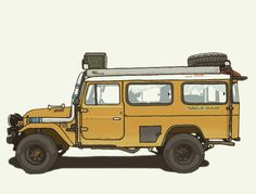 FJ45 Land Cruiser