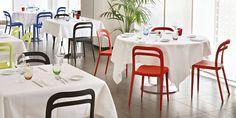 Galiane, meubles et mobilier design : chaises, fauteuils, tabourets de bar, tables http://www.mobilier-hotel-bar-restaurant.com/chaise-bar-restaurant-terrasse-julie-p83.html