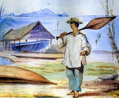 Fabricantes de faluchos y canoas, provincia de Barbacoas