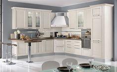 Cucine componibili contemporanee: scopri York Stosa | Cucina ...