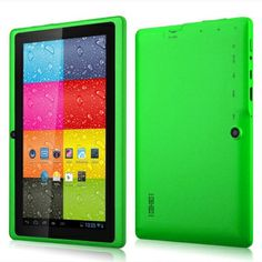 Great FONESO Ultrathin Capacitive 5 Point Multi-Touch Screen Tablet Stylish Fashionable - great accessory for the young at heart! Latest Android, Android 4, Best Sims, Best Mobile Phone, Cheap Mobile, Multi Touch, Jelly Beans, Computer Accessories, Quad