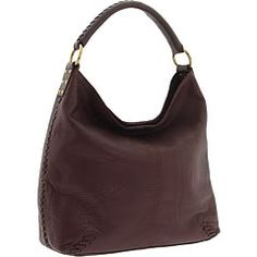 This is the quintessential hobo bag from Lucky Brand.  I have a few, but this one in black was where I started.  Classic.