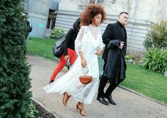 Favorite Celebrity Moment: Solange Knowles in Chloé