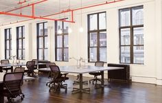 Coworking Space - Projective Space, New York, USA